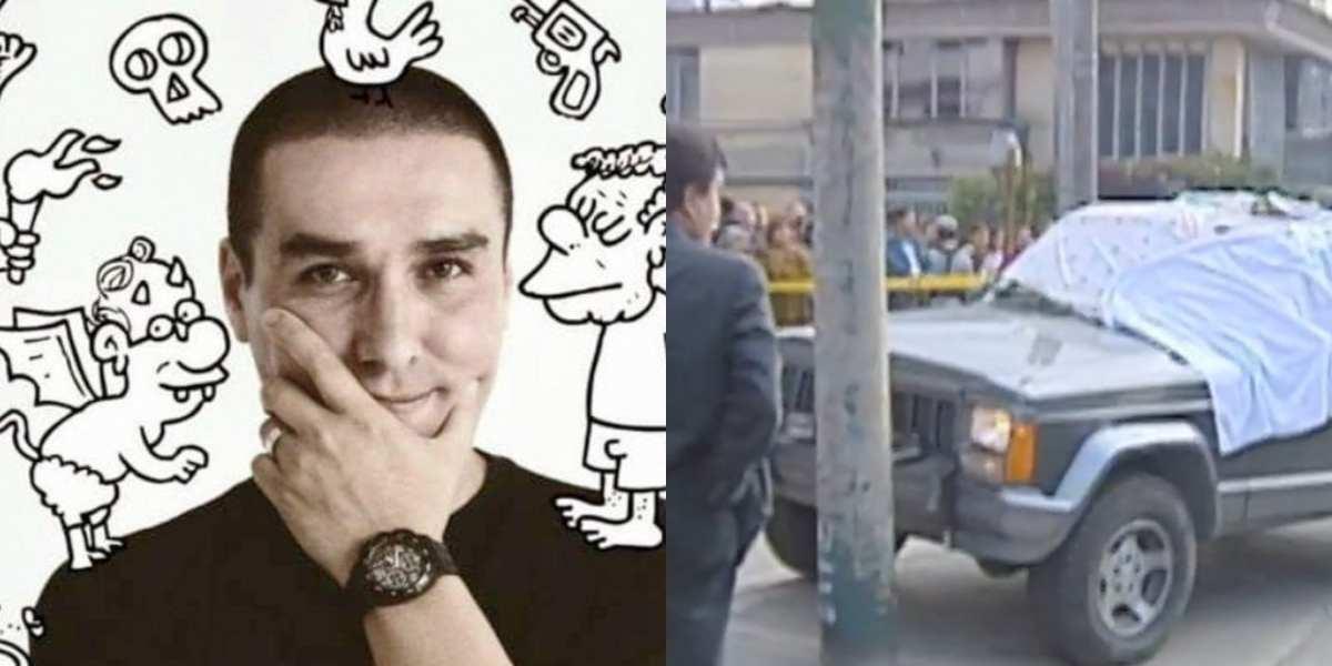 Matador compartió una foto del asesinato de Jaime Garzón, según él, desconocida hasta ahora