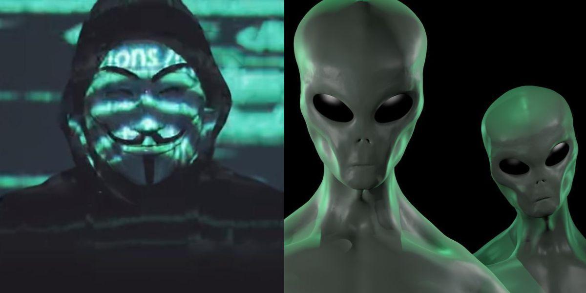 anonymous area 51 aliens extraterrestres llamada