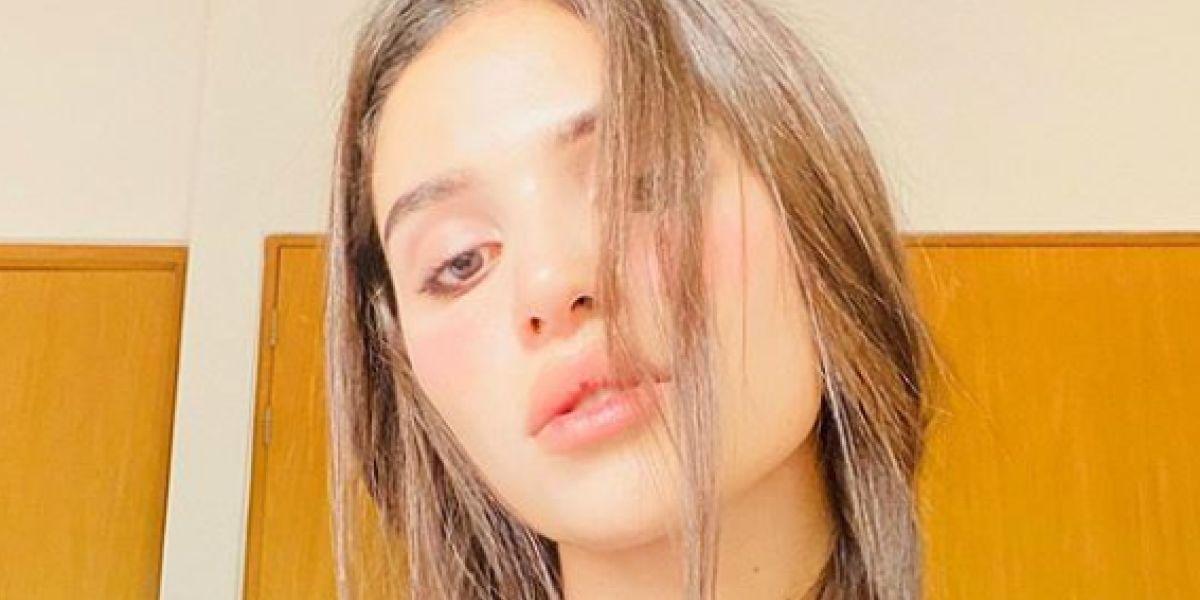 Modelo colombiana Mara Cifuentes.