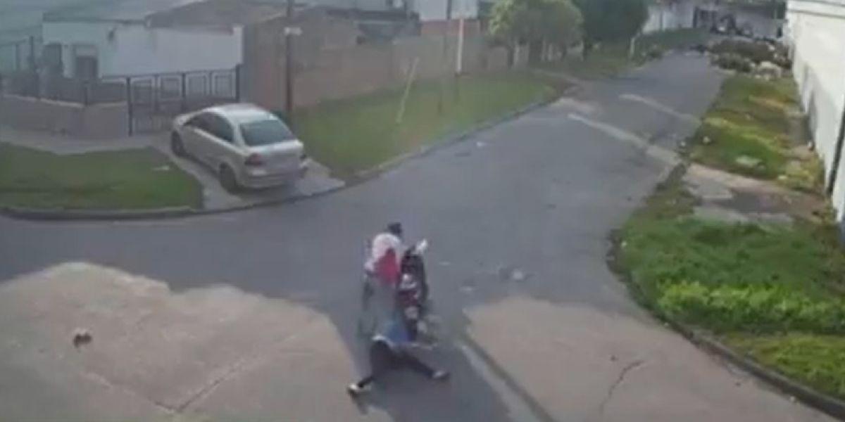 Ladrón en Argentina