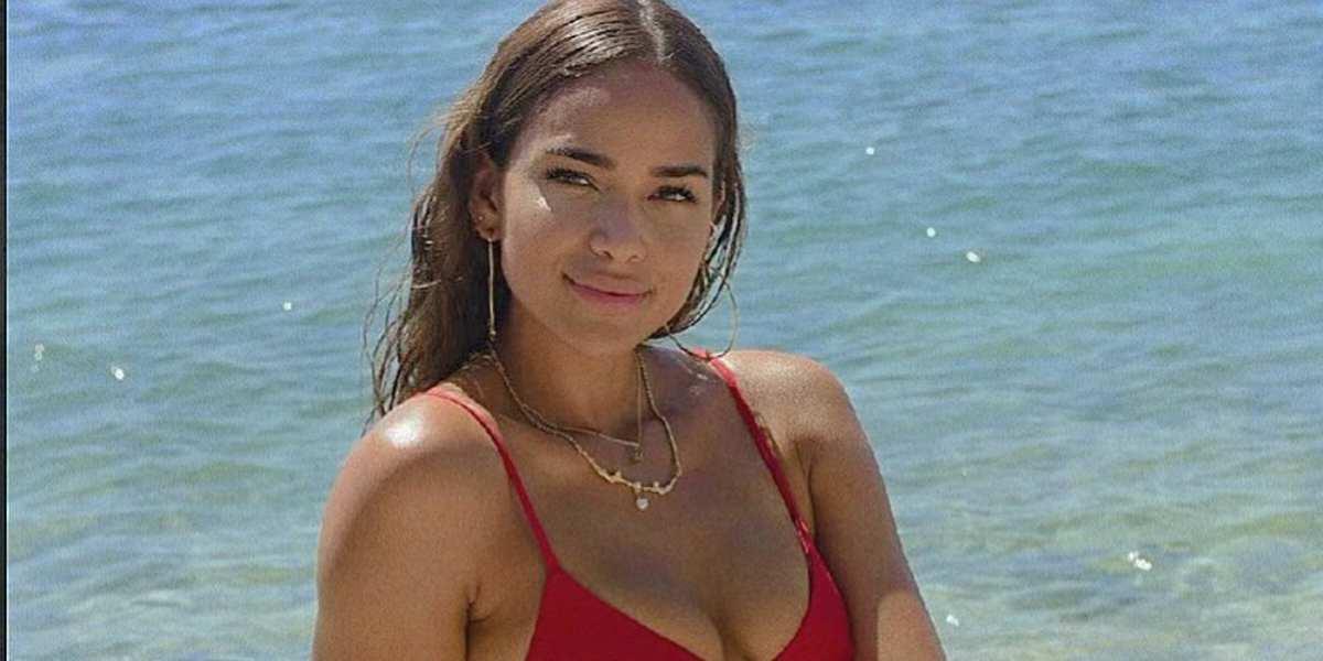 Andrea Tovar presume, con sexy 'body', su segundo embarazo, el que se dio teniendo el dispositivo