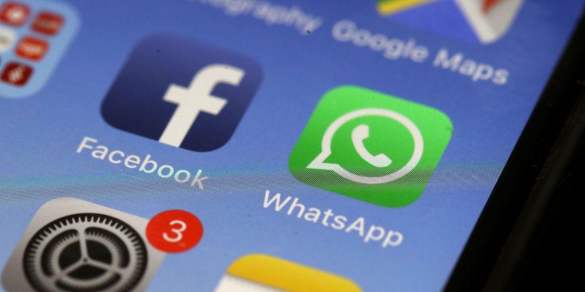 whatsapp facebook aplicaciones sistema de pagos