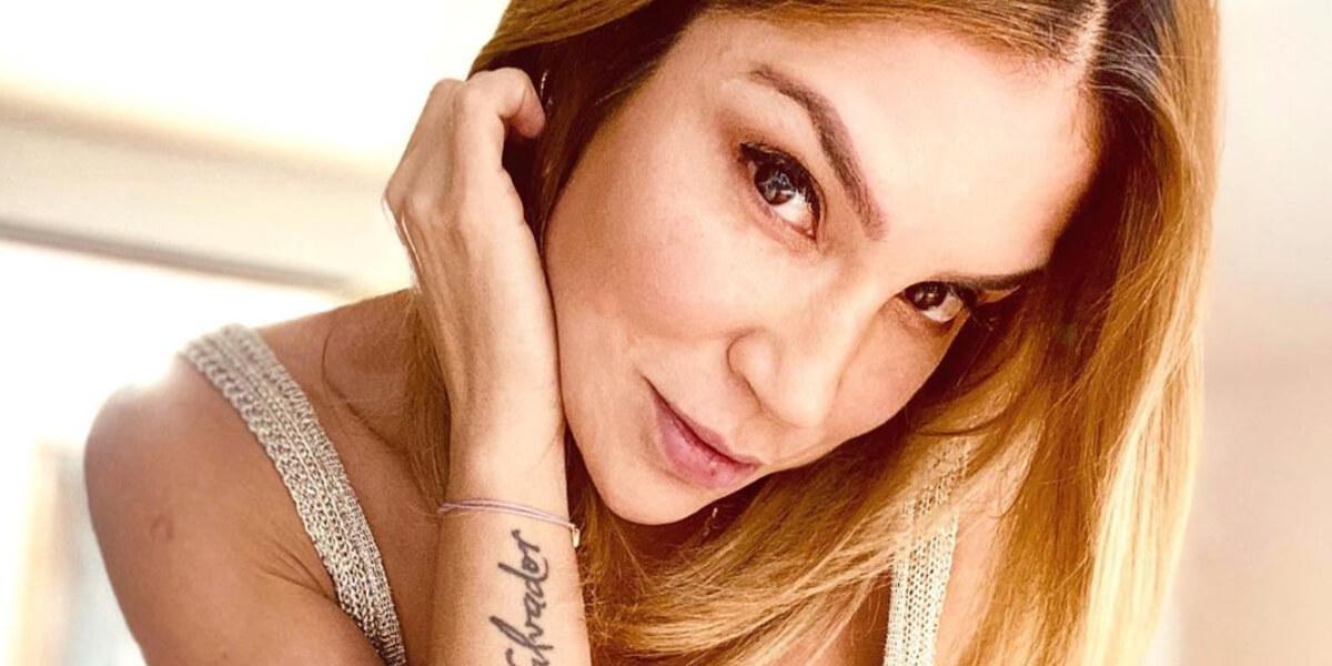 La actriz Valentina Lizcano empacó maletas y se fue a vivir al lado del mar