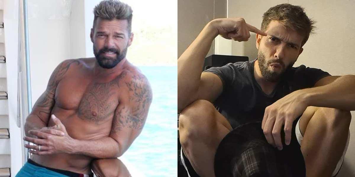El cariñoso mensaje de Ricky Martín a Pablo Alborán por el que revivieron rumores de amorío