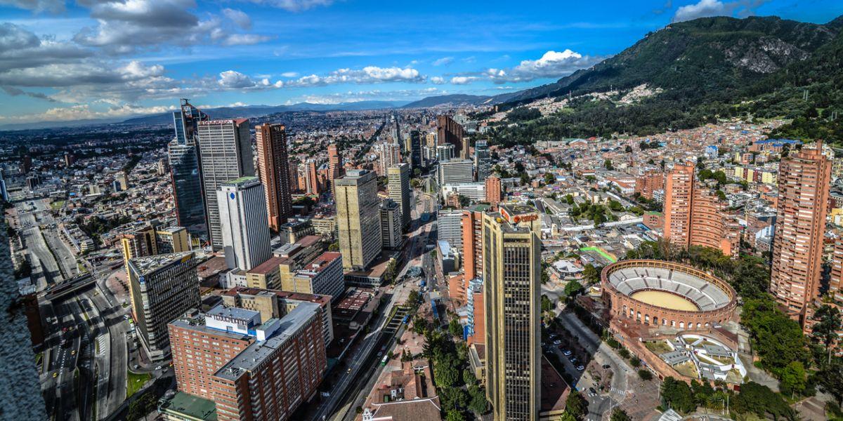 bogota ciudad capital colombia