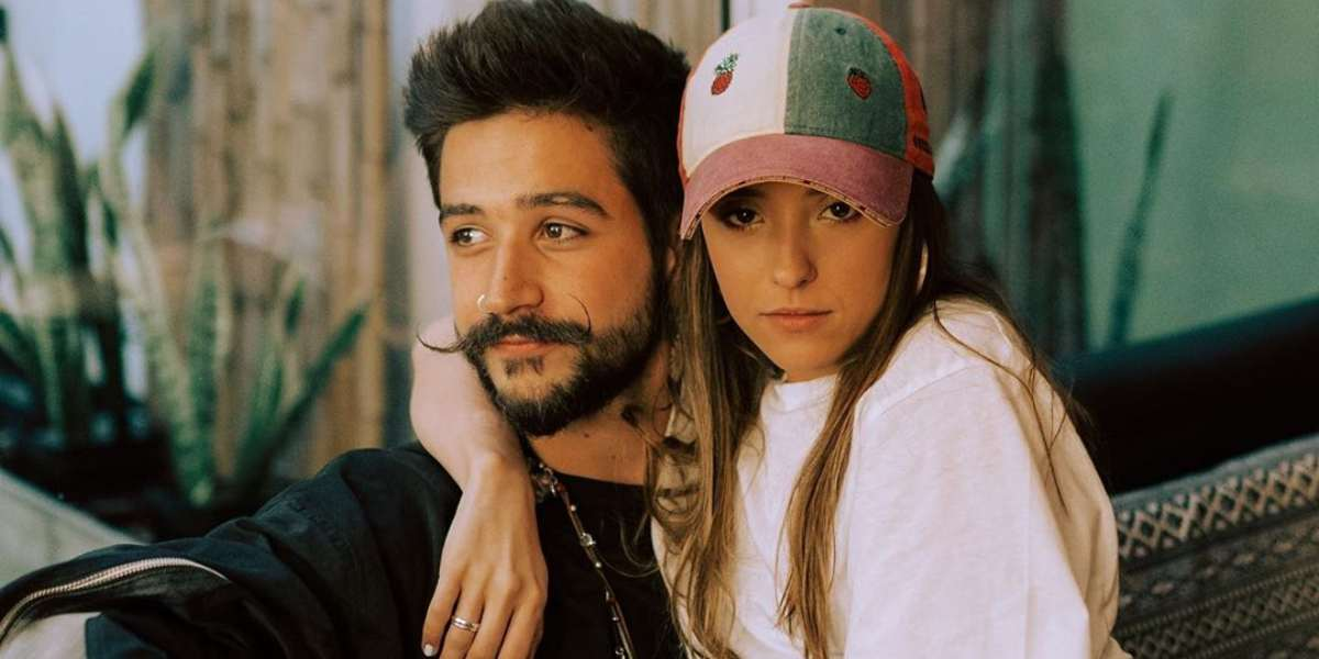 Evaluna y Camilo cochinos