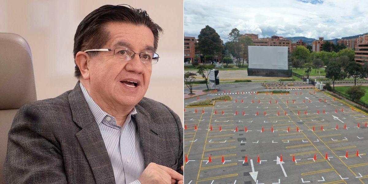 autocinemas autocines munir falah cine colombia