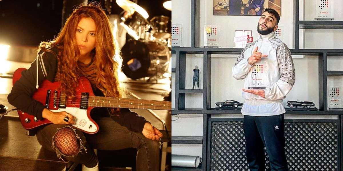 Shakira demanda a raperos