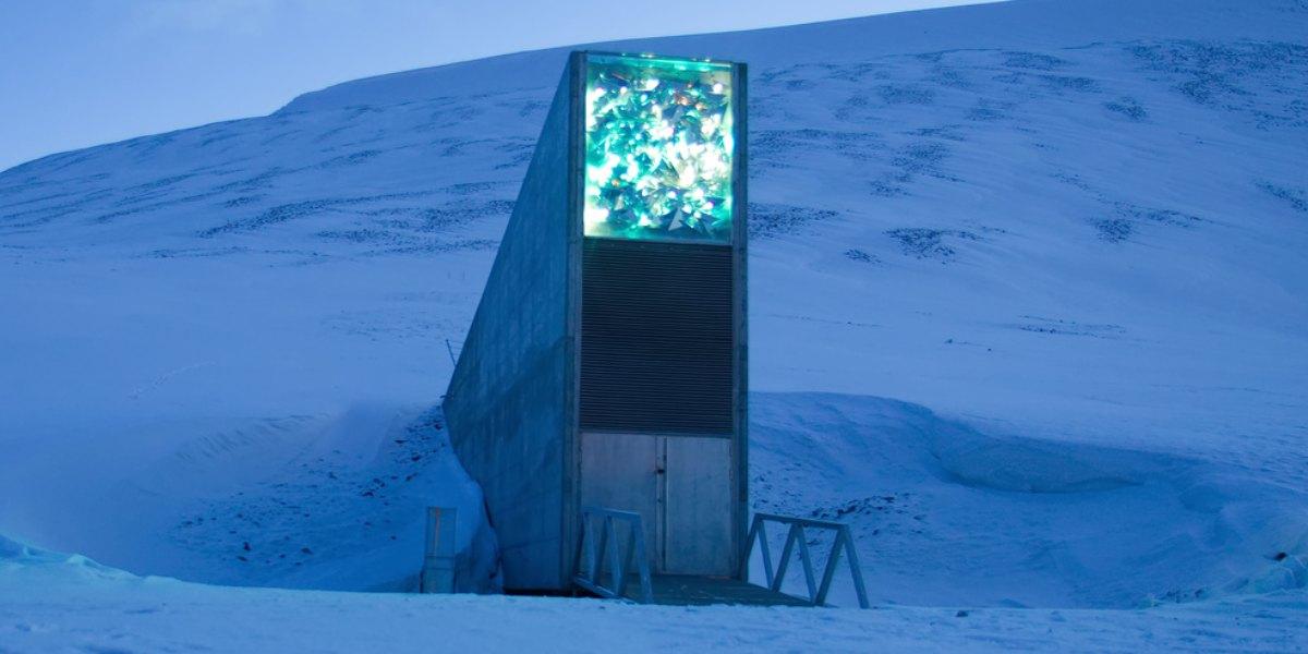 svalbard banco semillas noruega boveda fin del mundo
