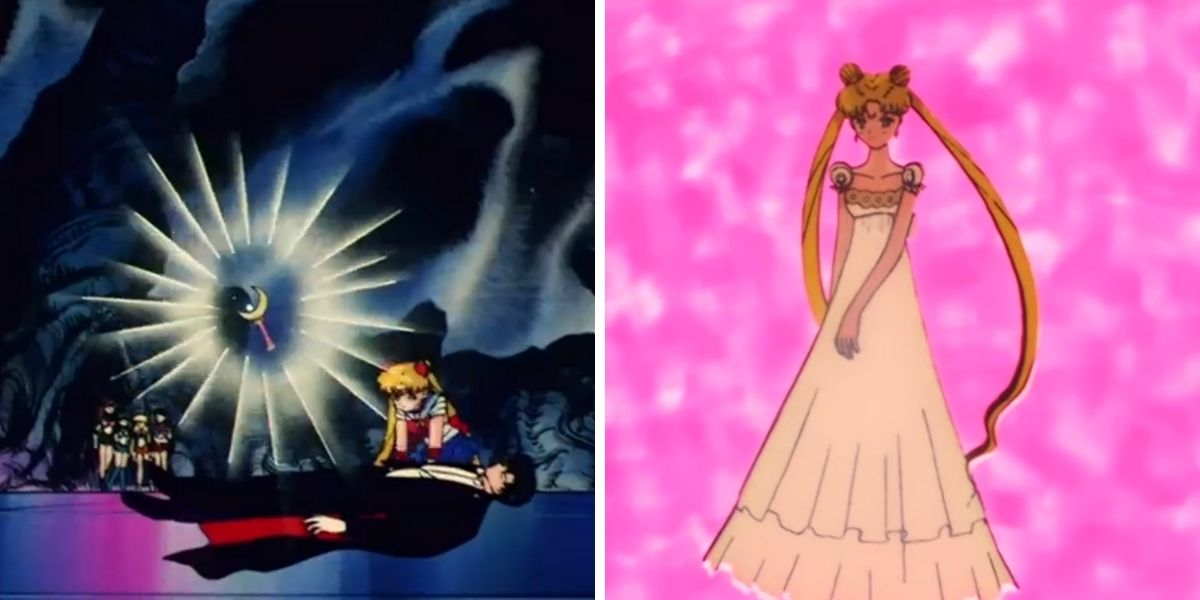 Despertar princesa moon