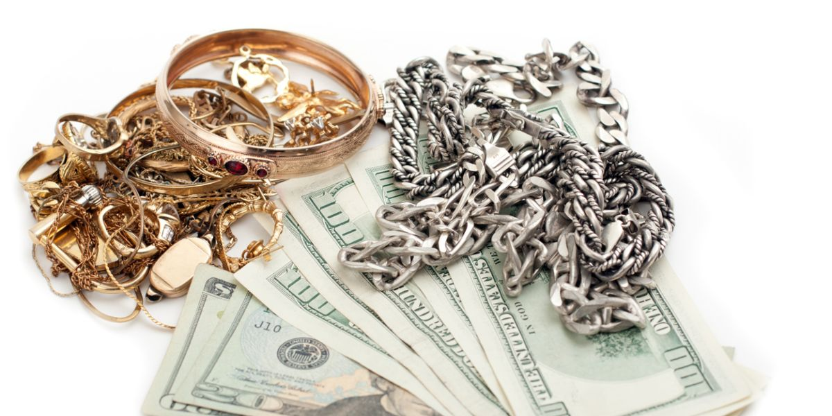 joyas oro dinero metales
