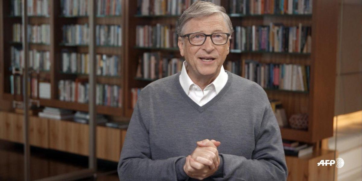 Bill Gates cambio climático coronavirus