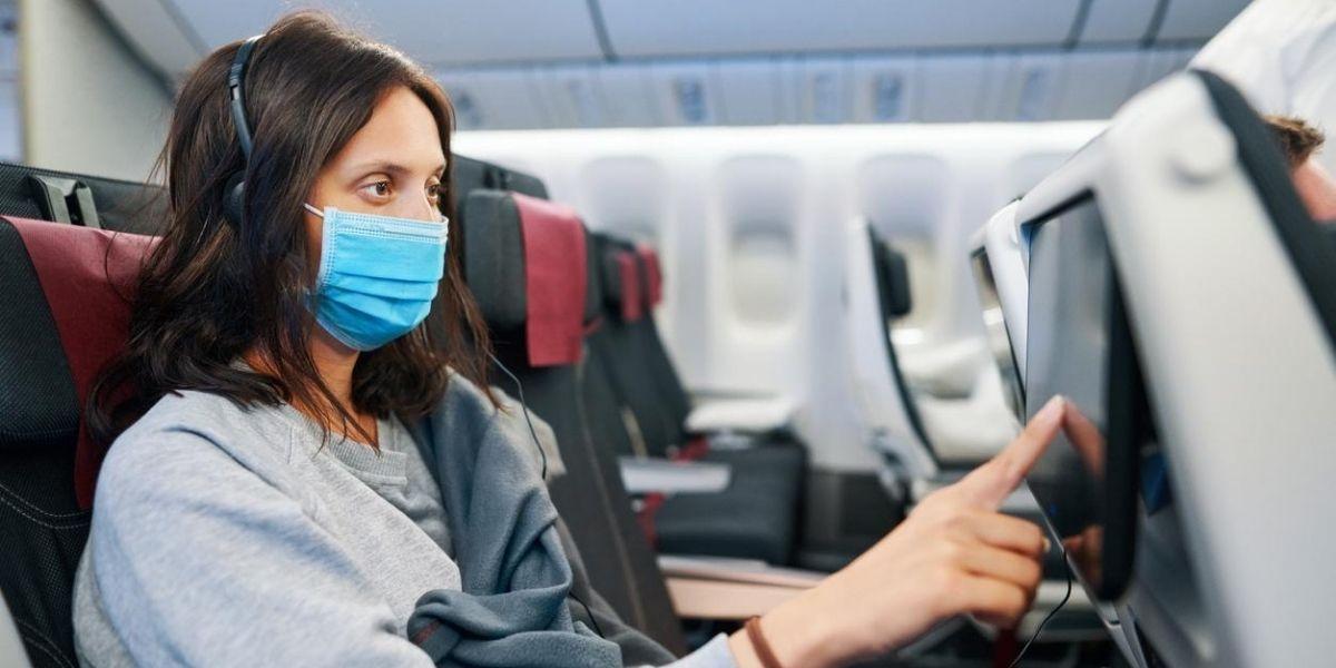 es seguro volar en avion coronavirus