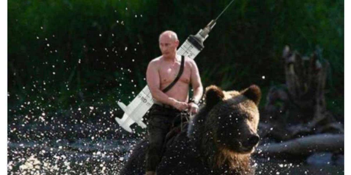 Memes vacuna Rusia