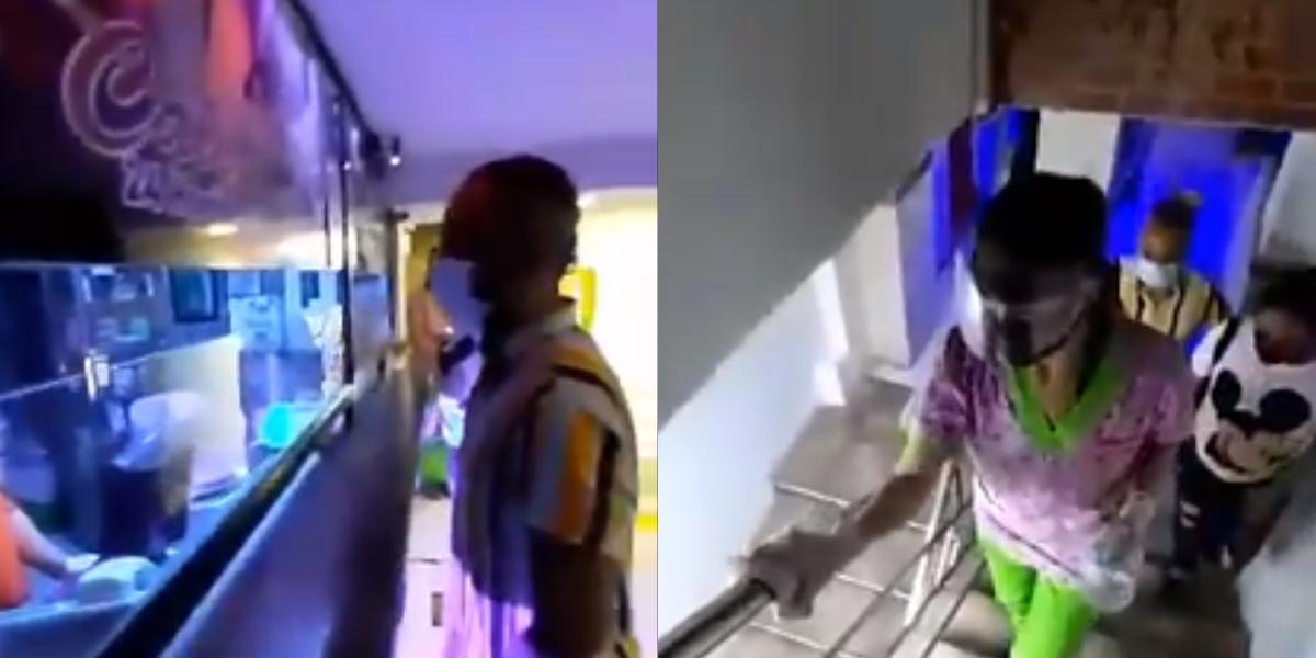 motel barranquilla video protocolos