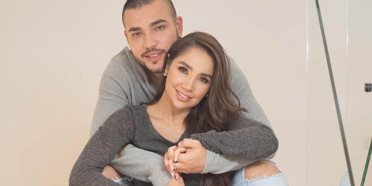 Jessi Uribe confesó el problema que tiene Paola Jara con sus besos