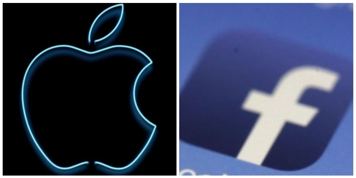 Apple y Facebook