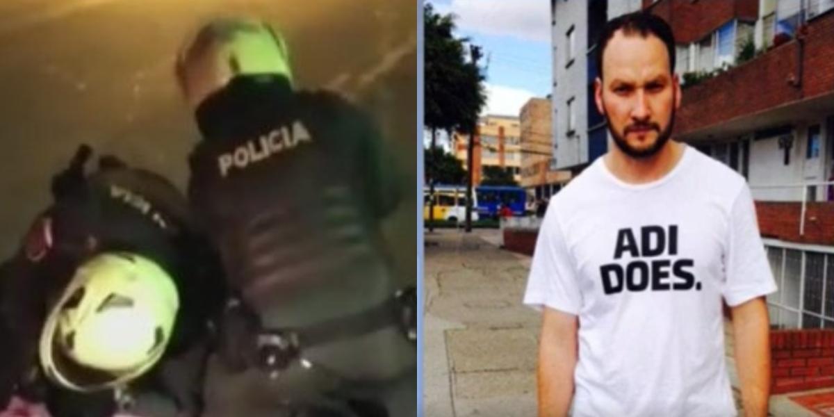 «No murió, lo mataron», crece la indignación en redes por muerte en procedimiento policial