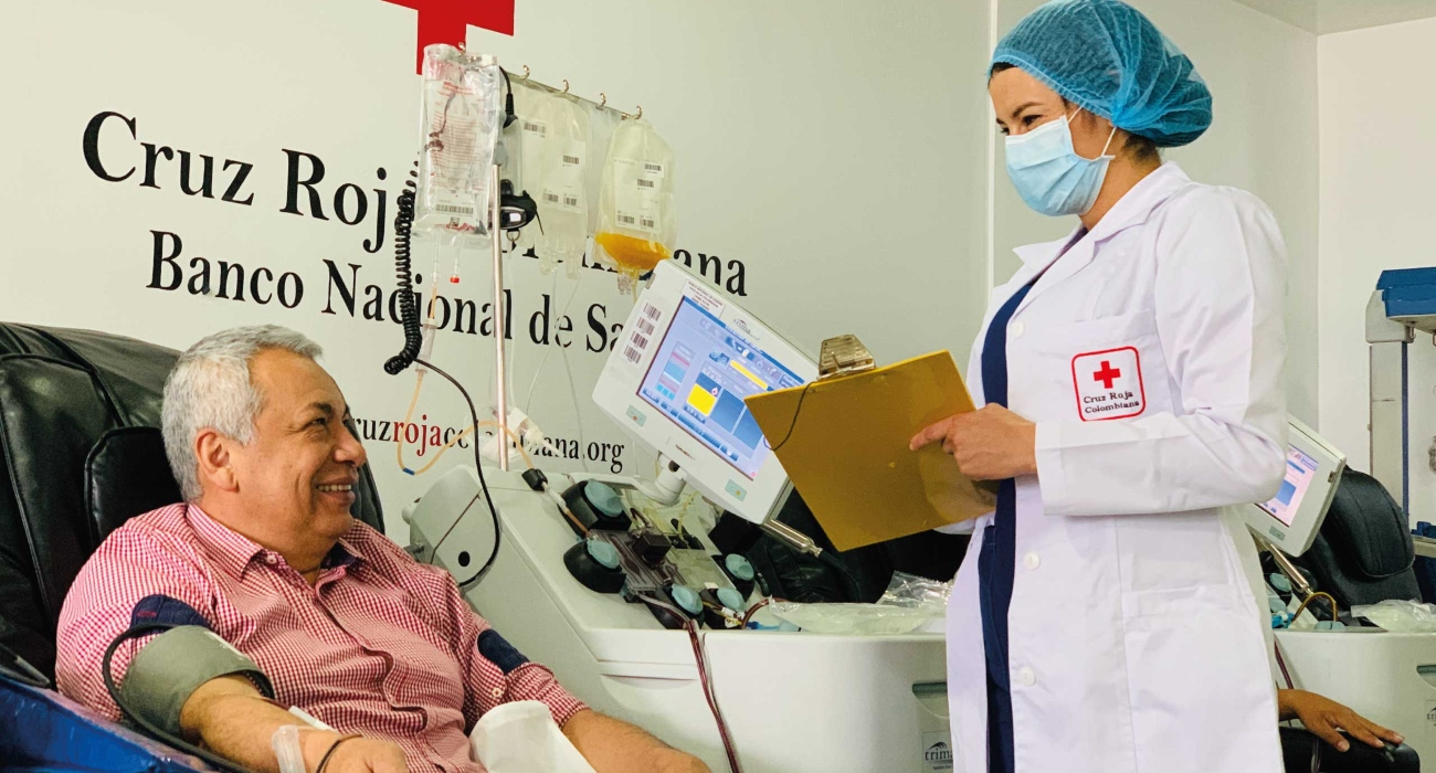 Donar sangre coronavirus