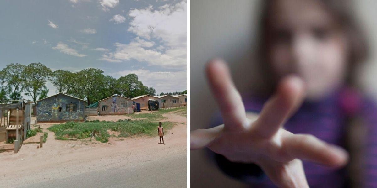 niña violada por niños sudafrica