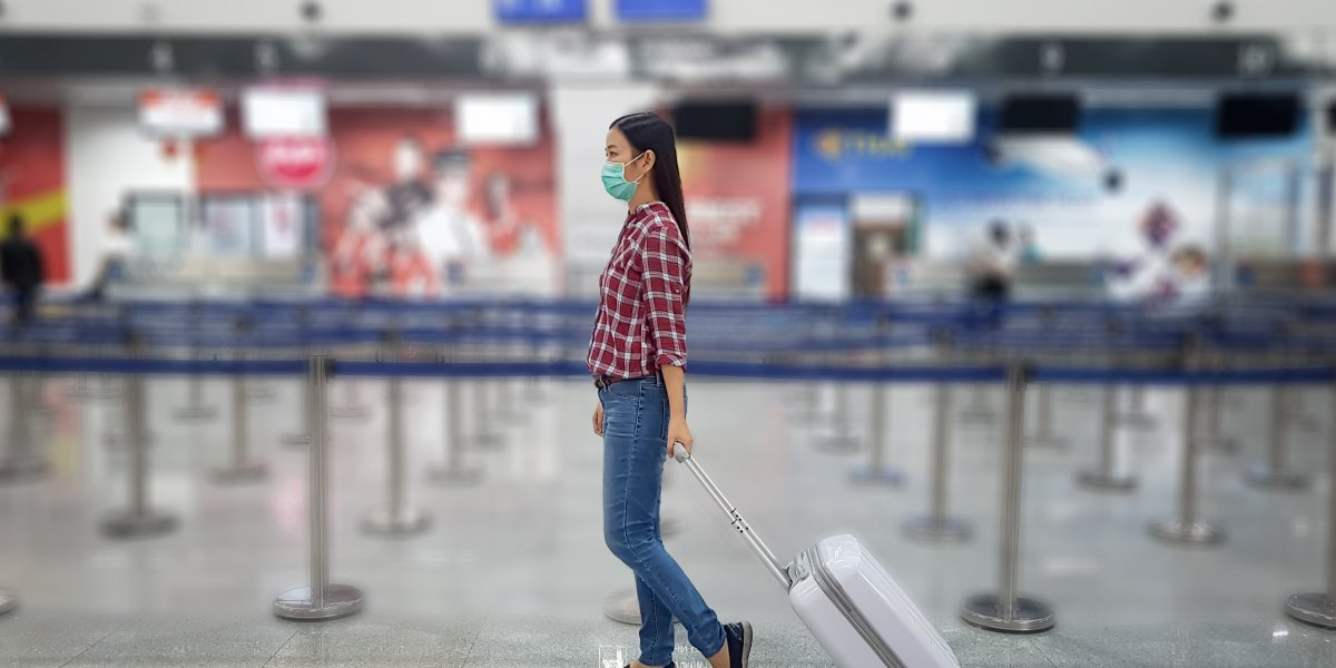 Desde el 21 de septiembre quedan habilitados los vuelos internacionales.