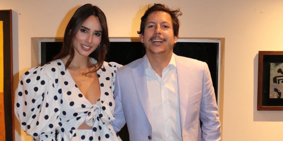 Alejandro Riaño y su esposa volverían a ser padres