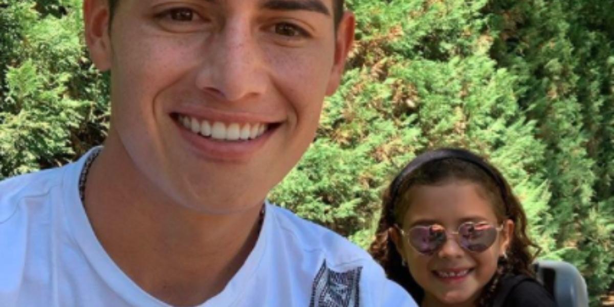 Critican a James Rodríguez y Daniela Ospina por permitir cambio de look de Salomé