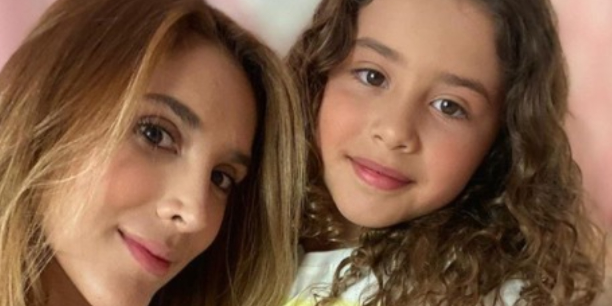 Daniela Ospina defendió a su hija Salomé Rodríguez