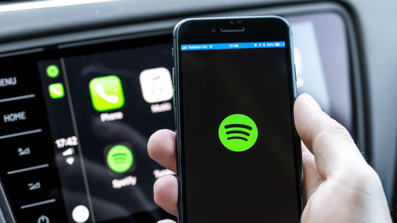 Spotify ahora permite buscar canciones con solo un fragmento