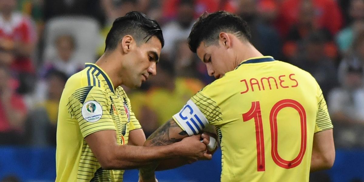 Los tapabocas de James Rodríguez y Falcao García que le recuerdan «la humildad» a más de uno