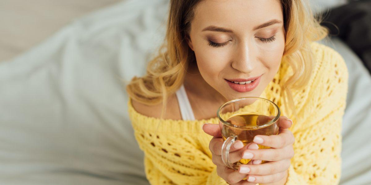 beneficios tomar beber consumir te