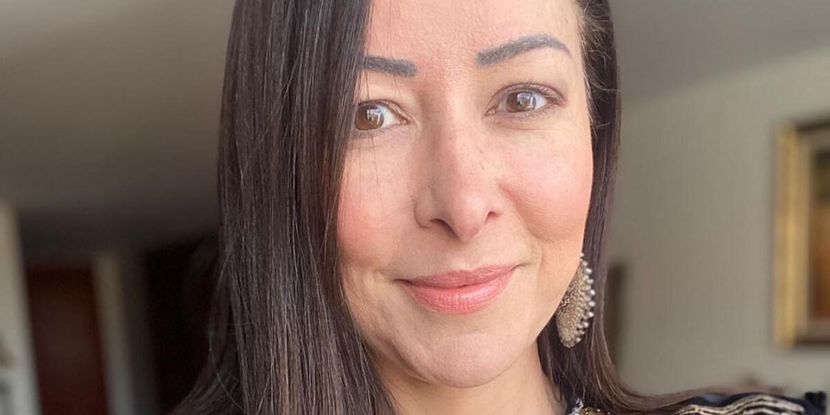 Flavia Dos Santos contó cómo responde a los hombres que agreden en redes