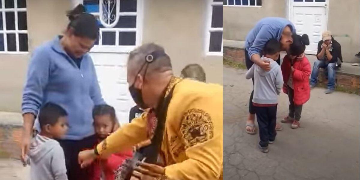video viral niño paga serenata 1000 pesos canicas mama bogota