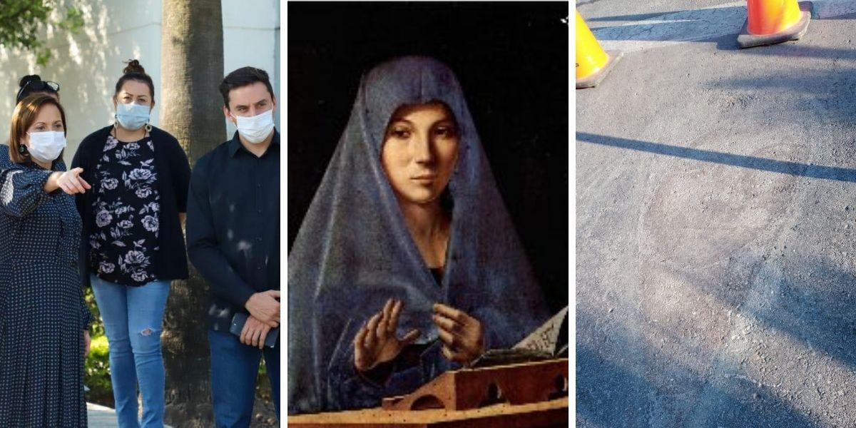 Aparición imagen Virgen de Guadalupe