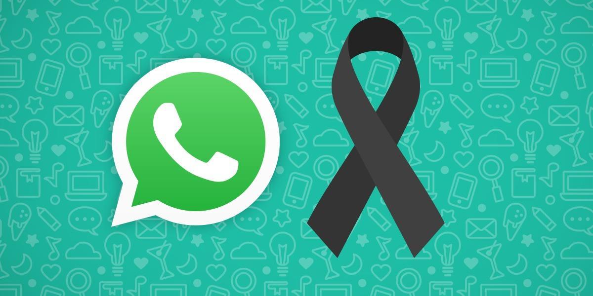 Qué pasa con la cuenta de WhatsApp de un muerto