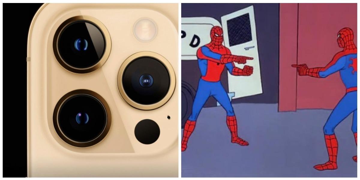 Los memes que dejó el lanzamiento del iPhone 12