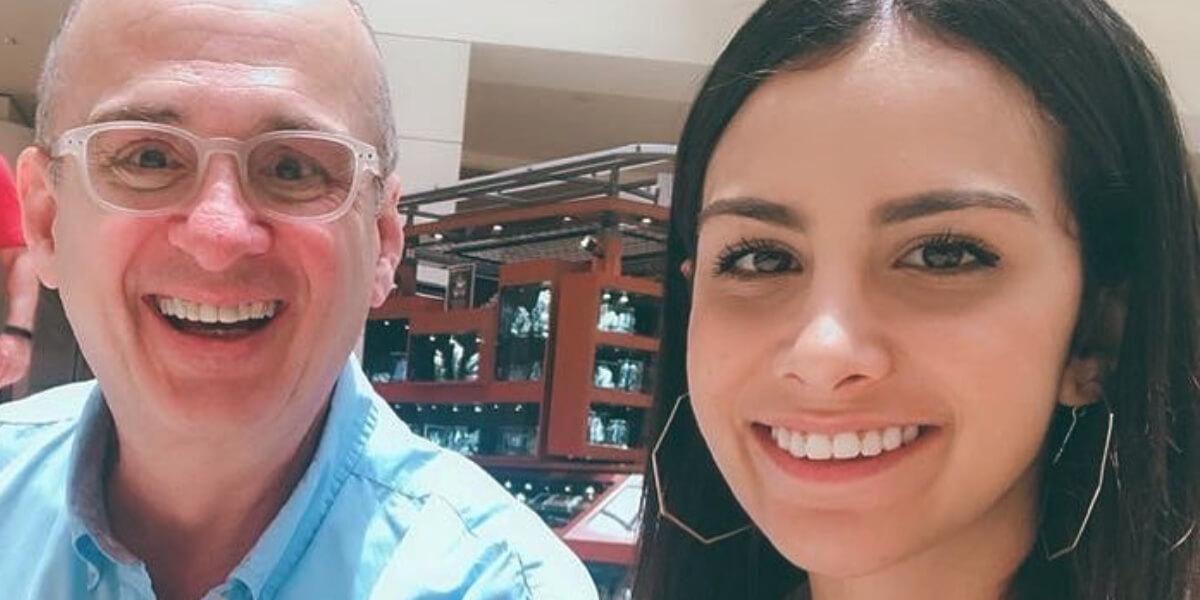 La hija de Jota Mario Valencia se casó en una íntima y sencilla ceremonia