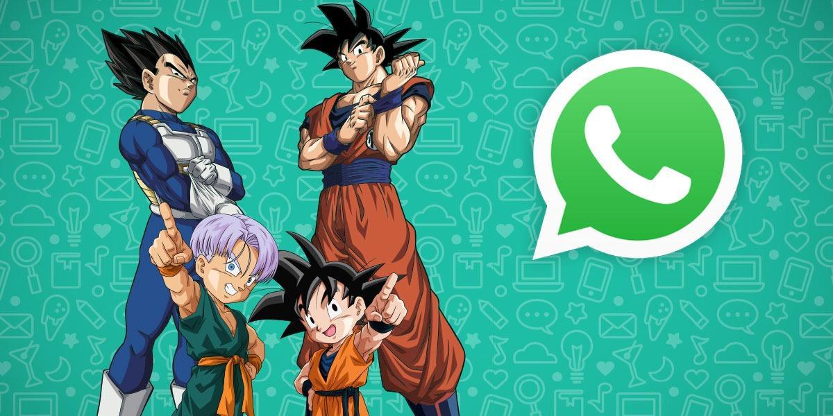 Los mejores stickers de Dragon Ball para WhatsApp