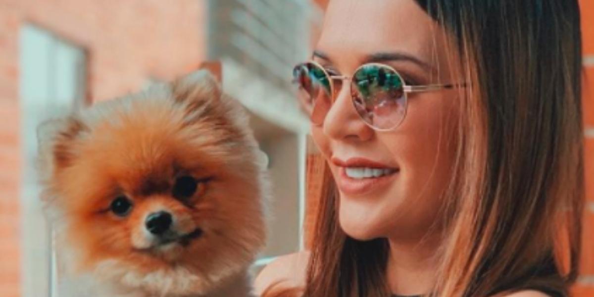 «Por Dios, señora haga algo», Lina Tejeiro denuncia caso de maltrato animal
