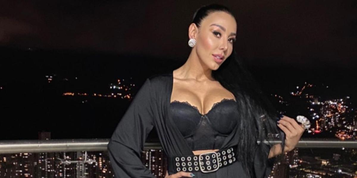(Video) ¿La Dj Marcela Reyes volvió con su exnovio?