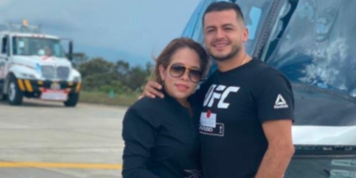 El regalazo que recibió Sandra Barrios por el que aseguran que Jessi Uribe se puso celoso