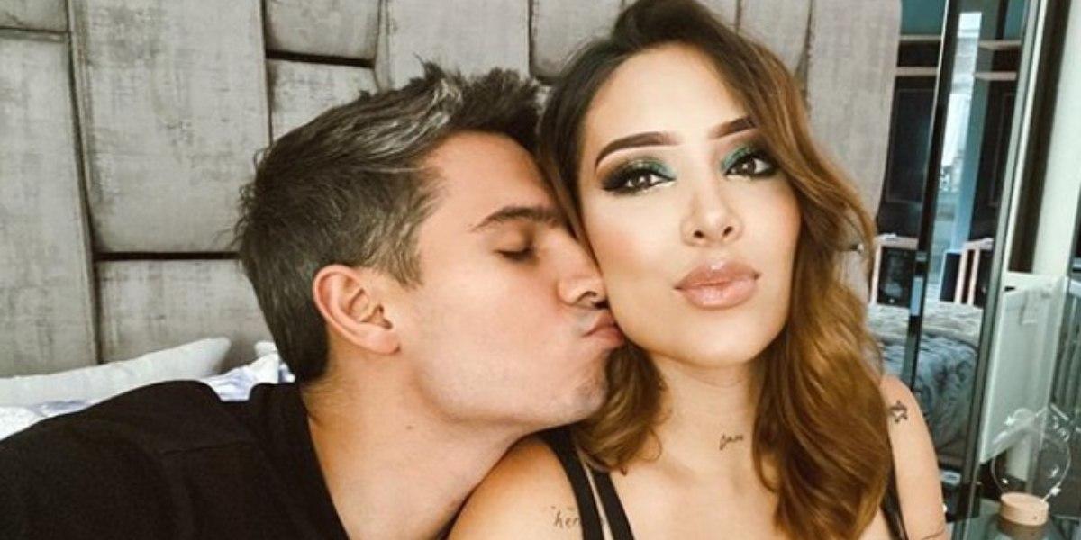Pipe Bueno publicó tierna foto con su hijo Máximo