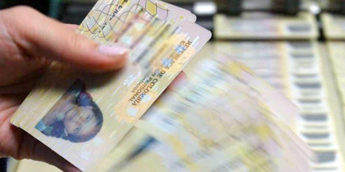 Registro civil y duplicado de cédulas se harán de forma virtual