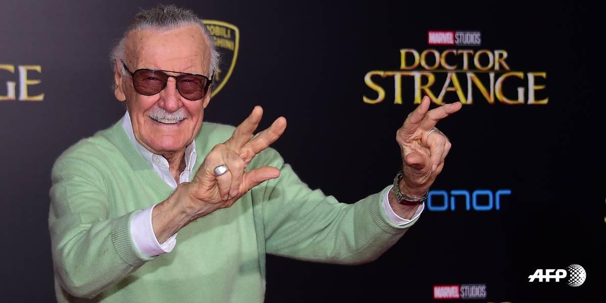 Los cameos de Stan Lee en algunas películas de Marvel
