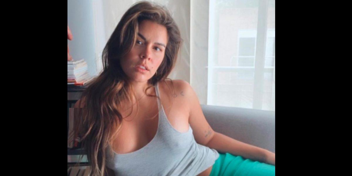 'Maju' responde a críticas sobre su cuerpo y bailes con poca ropa