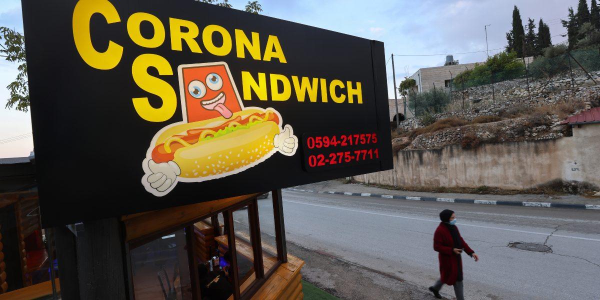 corona sándwich