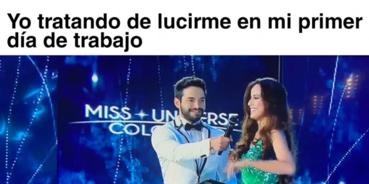 Los memes de las embarradas de Sebastián Carvajal