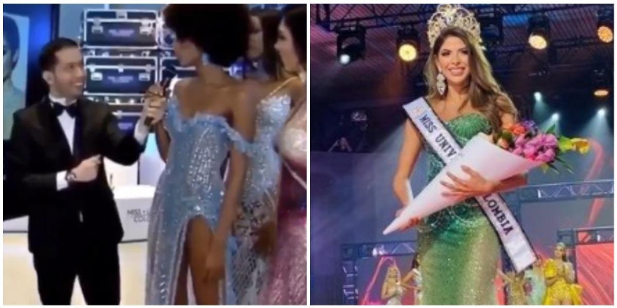 Candidata dio a entender que Miss Universe Colombia estaba arreglado