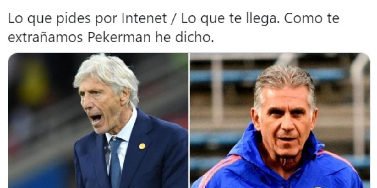 Los memes que dejó la derrota de la Selección Colombia contra Ecuador