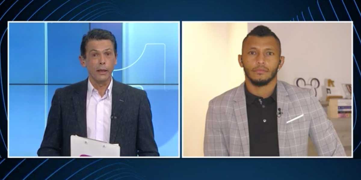 Entrevistas Canal 1: Carlos Valdés analiza derrota de Colombia ante Ecuador en eliminatorias